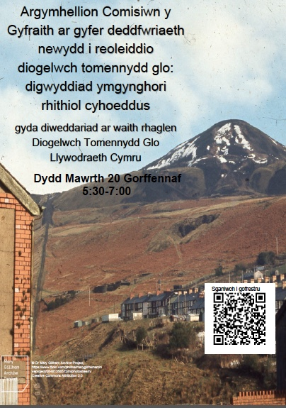 Coal Tip Safety Public Consultation Welsh