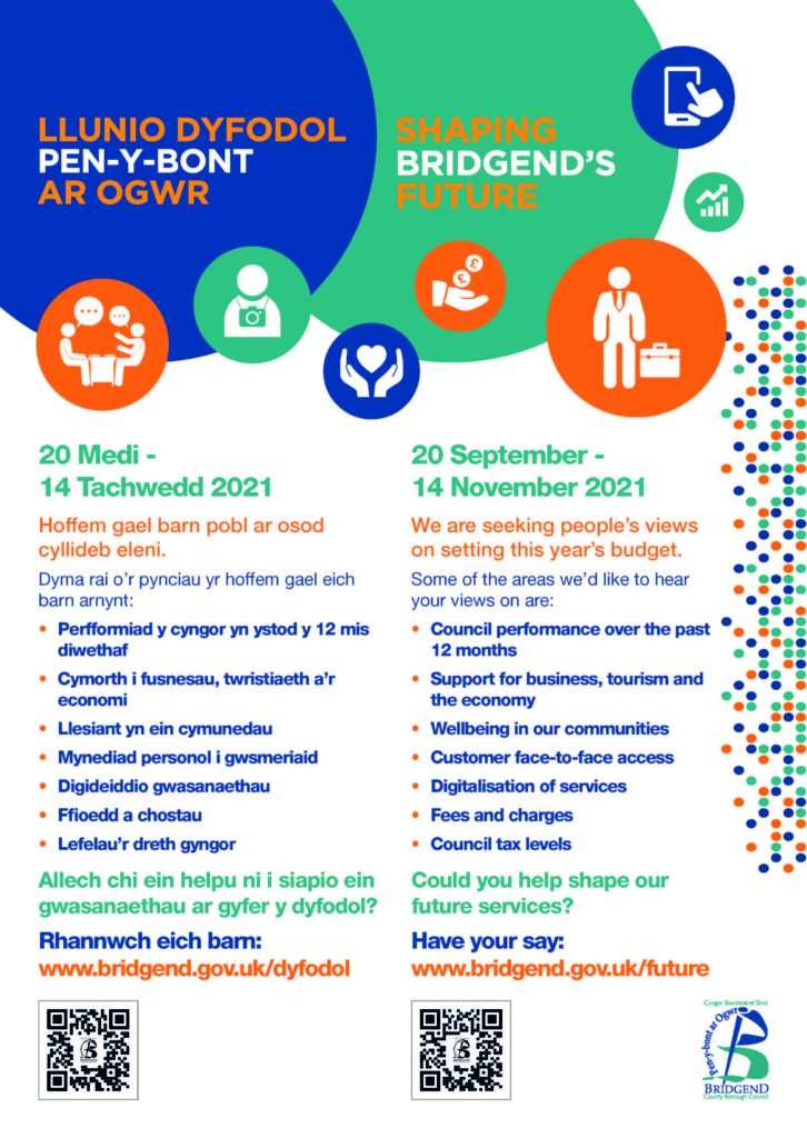 Poster For Budget Consultation Attachment 152022 23